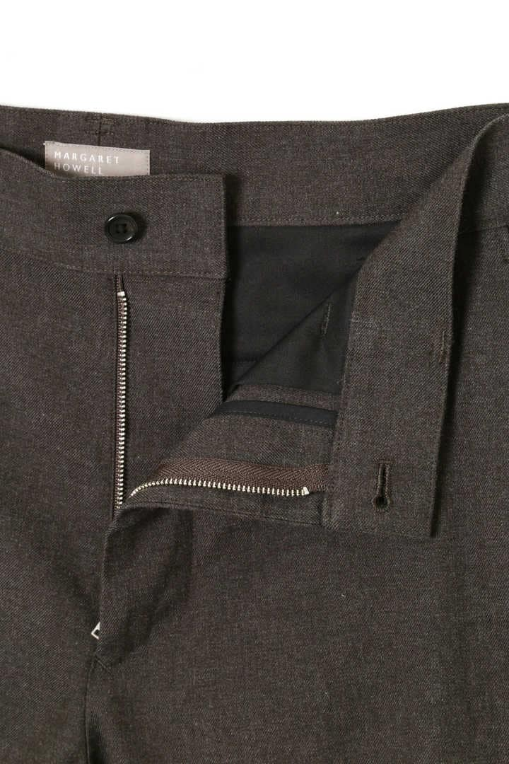 WOOL COTTON BRUSHED TWILL3