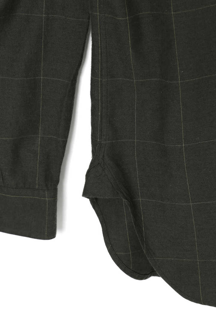 WINDOWPANE COTTON WOOL TWILL3