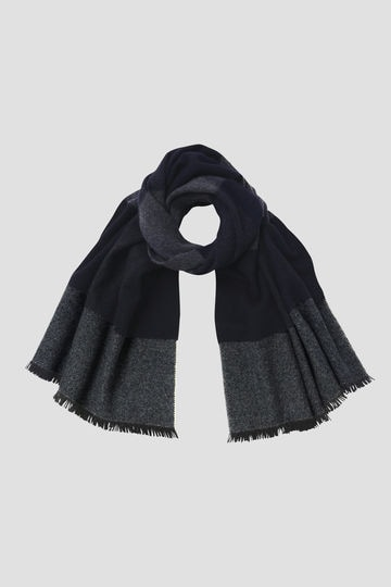 BLOCK CHECK SCARF_023