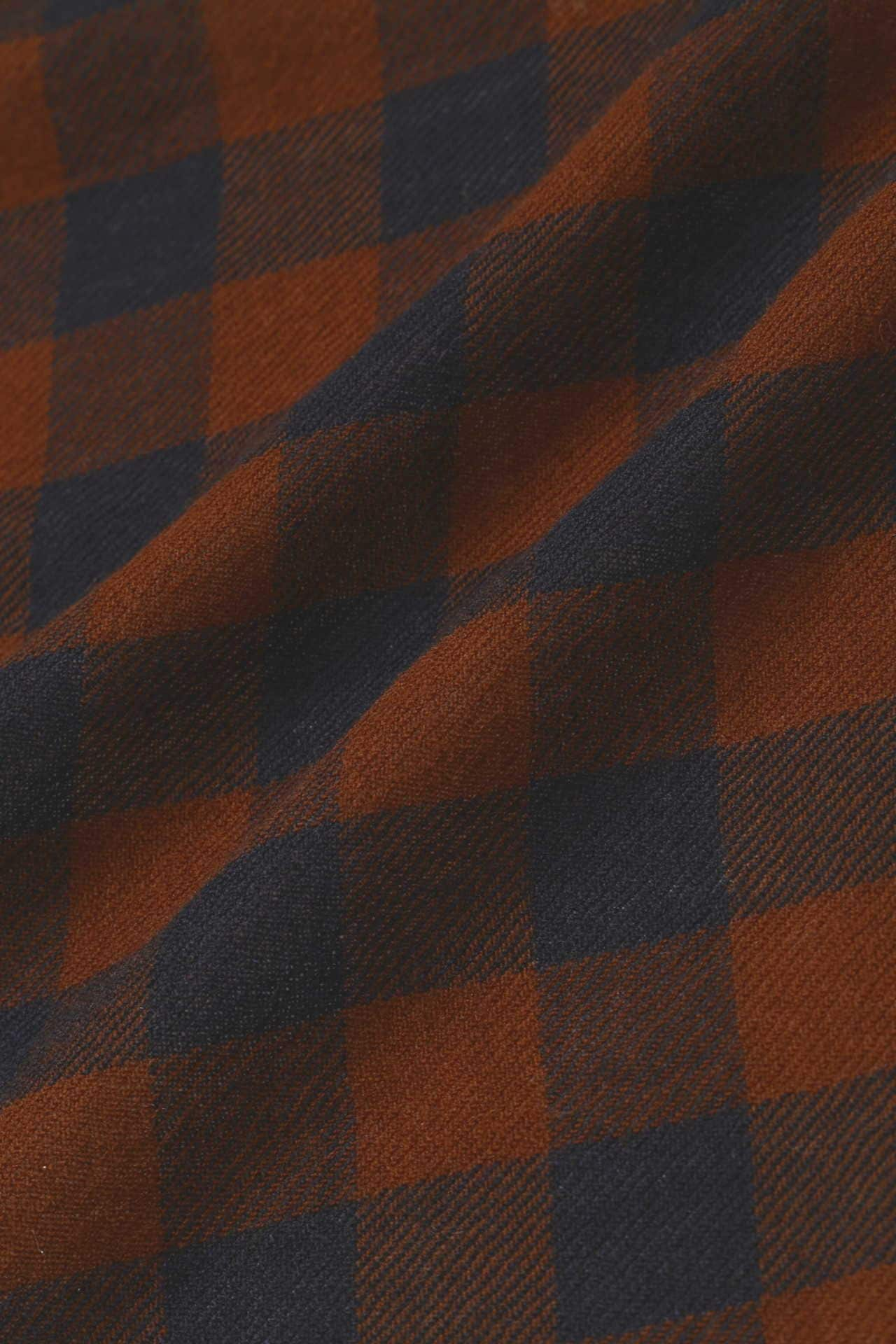 GINGHAMCHECK SCARF5