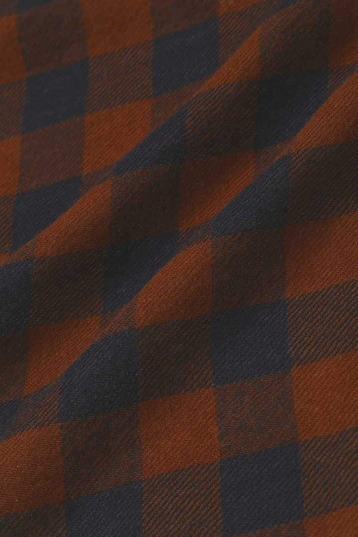 GINGHAMCHECK SCARF3