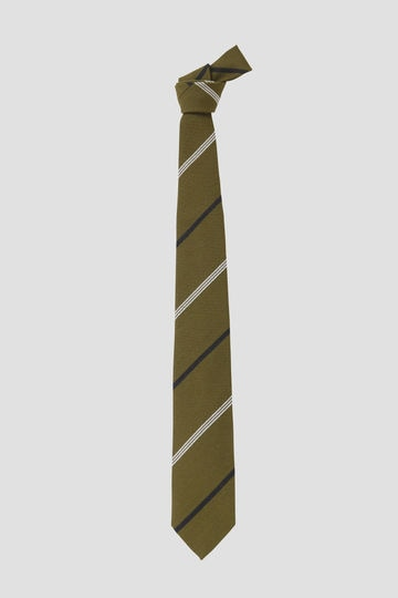 GRAPHIC ALTERNATE STRIPE TIE