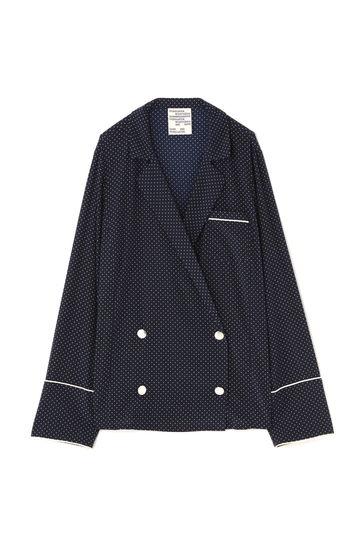 BAUM UND PFERDGARTEN / Dots Crisp Silk Jacket