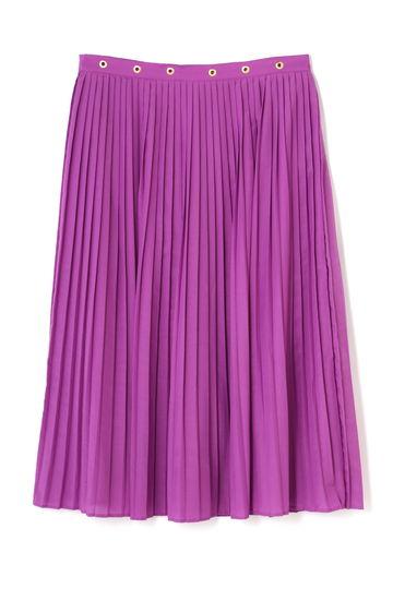 BAUM UND PFERDGARTEN / Pleats Skirt