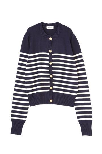 BAUM UND PFERDGARTEN / Sailor Knit Cardigan