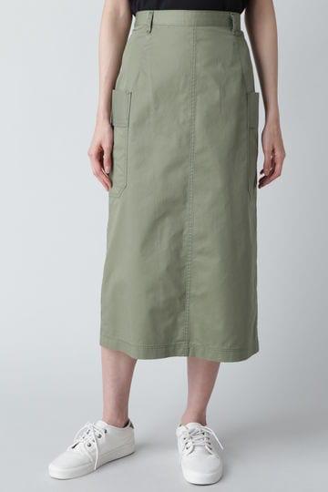 LUXLUFT / チノ2WAYスカート