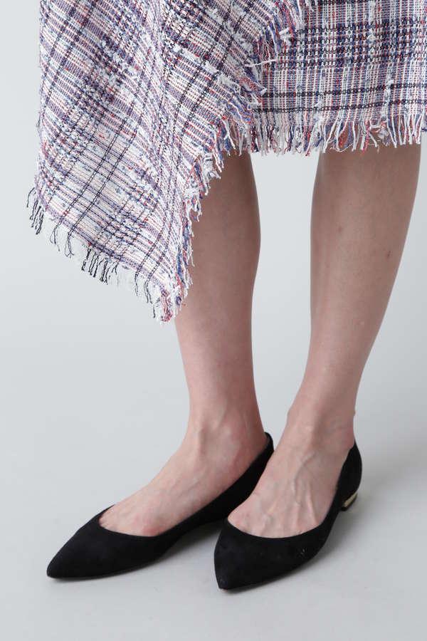 UNACA / ツウィードラップスカート