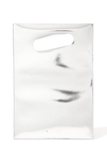 [別注]PB0110 / メタリック ミニバッグ