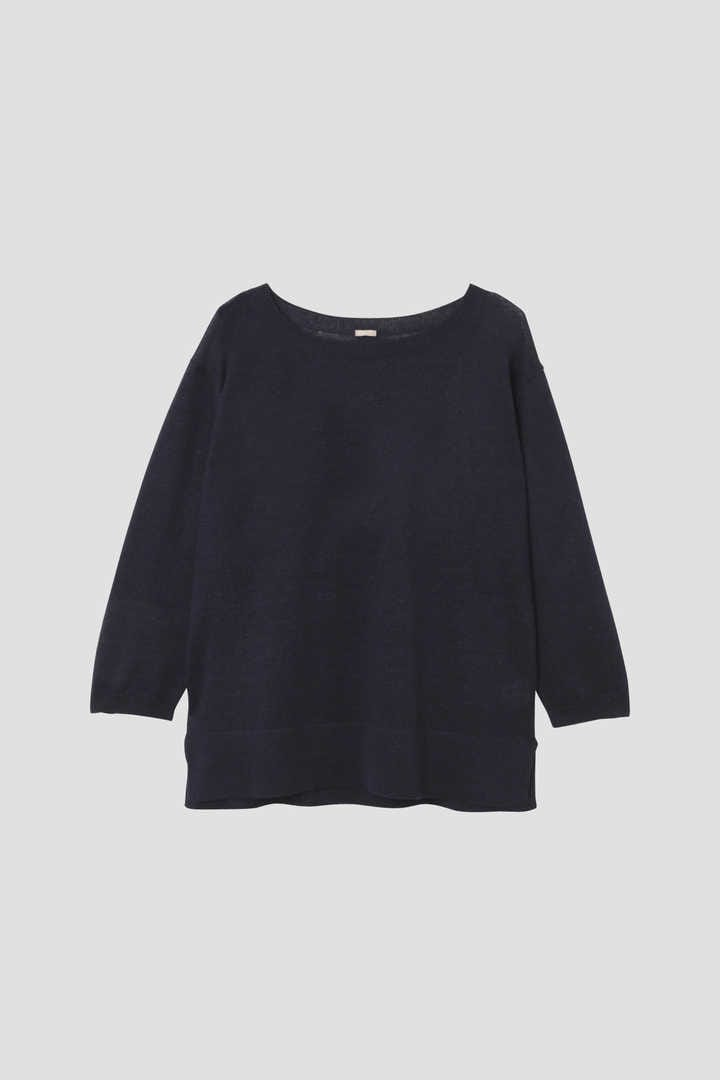 LINEN COTTON JUMPER1