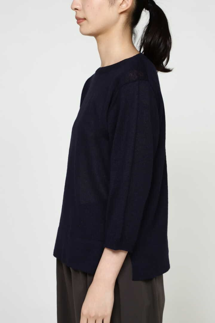 LINEN COTTON JUMPER4