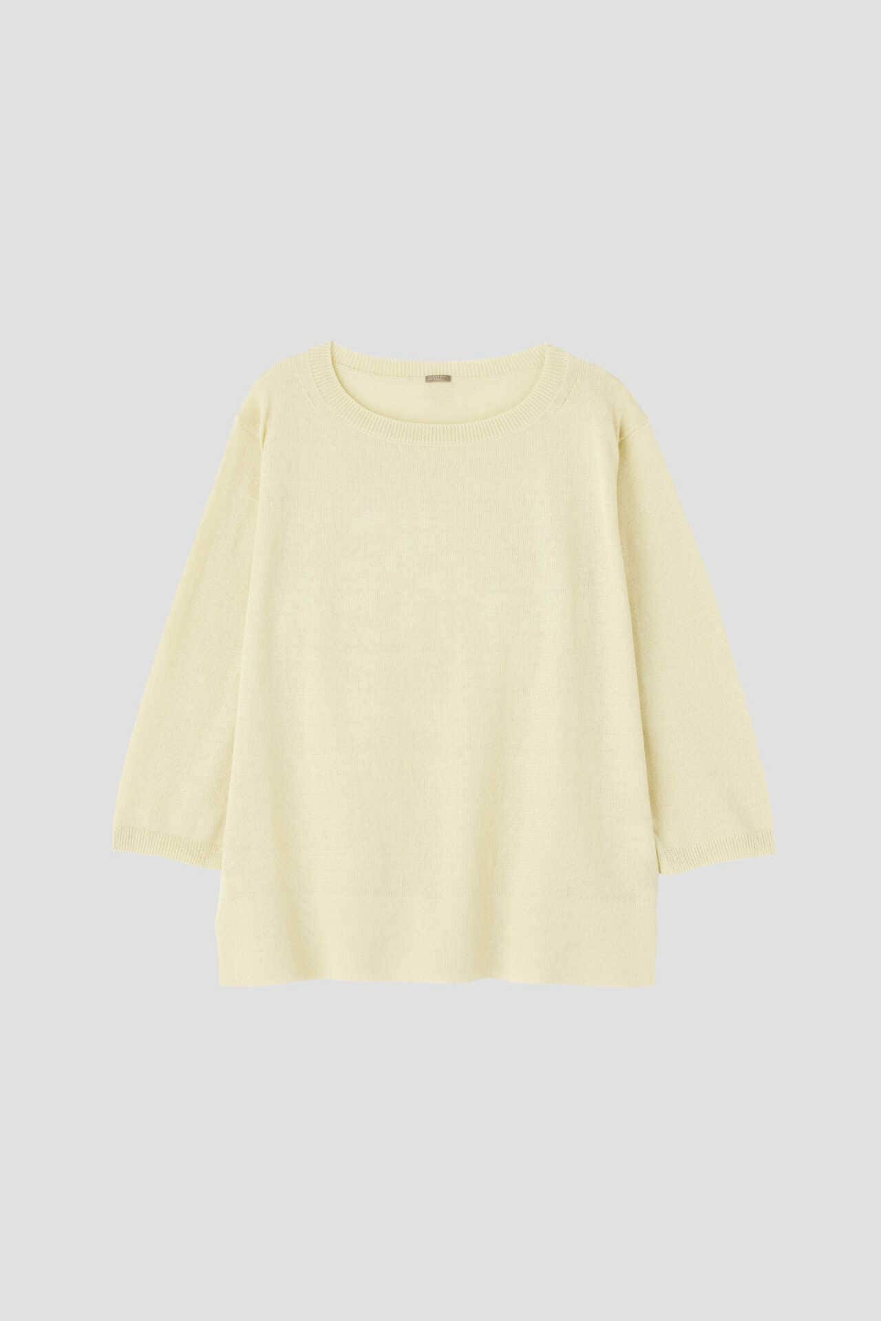 LINEN COTTON JUMPER6