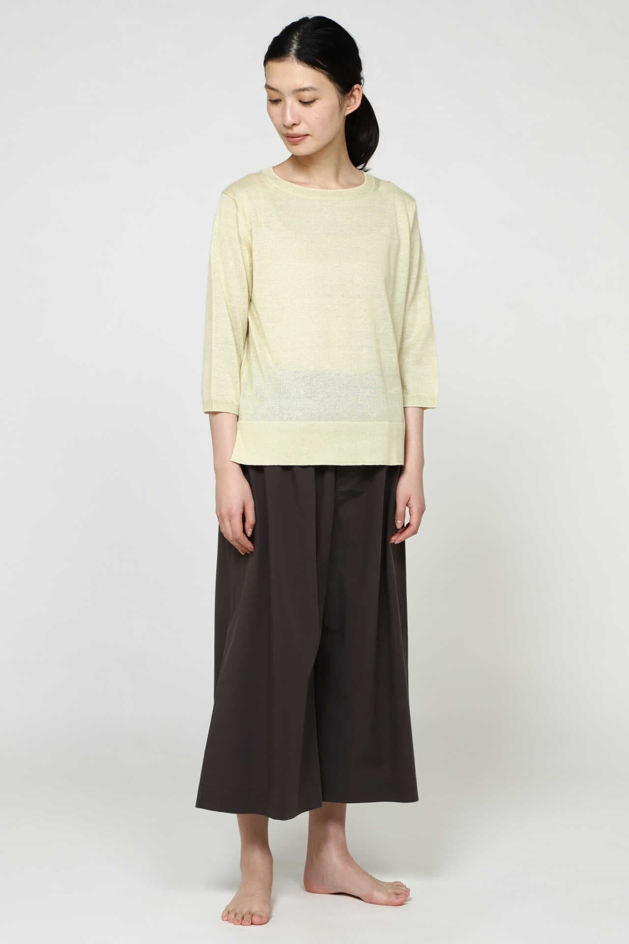 LINEN COTTON JUMPER8