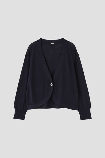 LINEN COTTON CARDIGAN_120