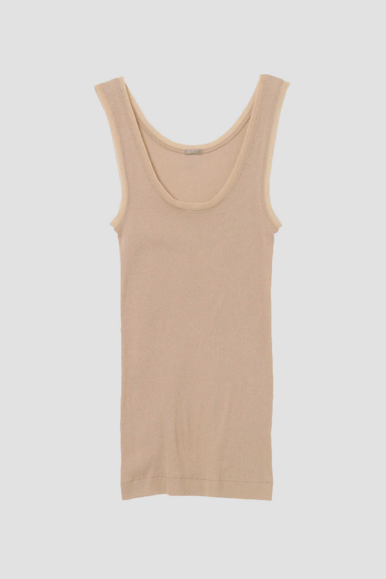 SUPIMA COTTON RIB TANK9