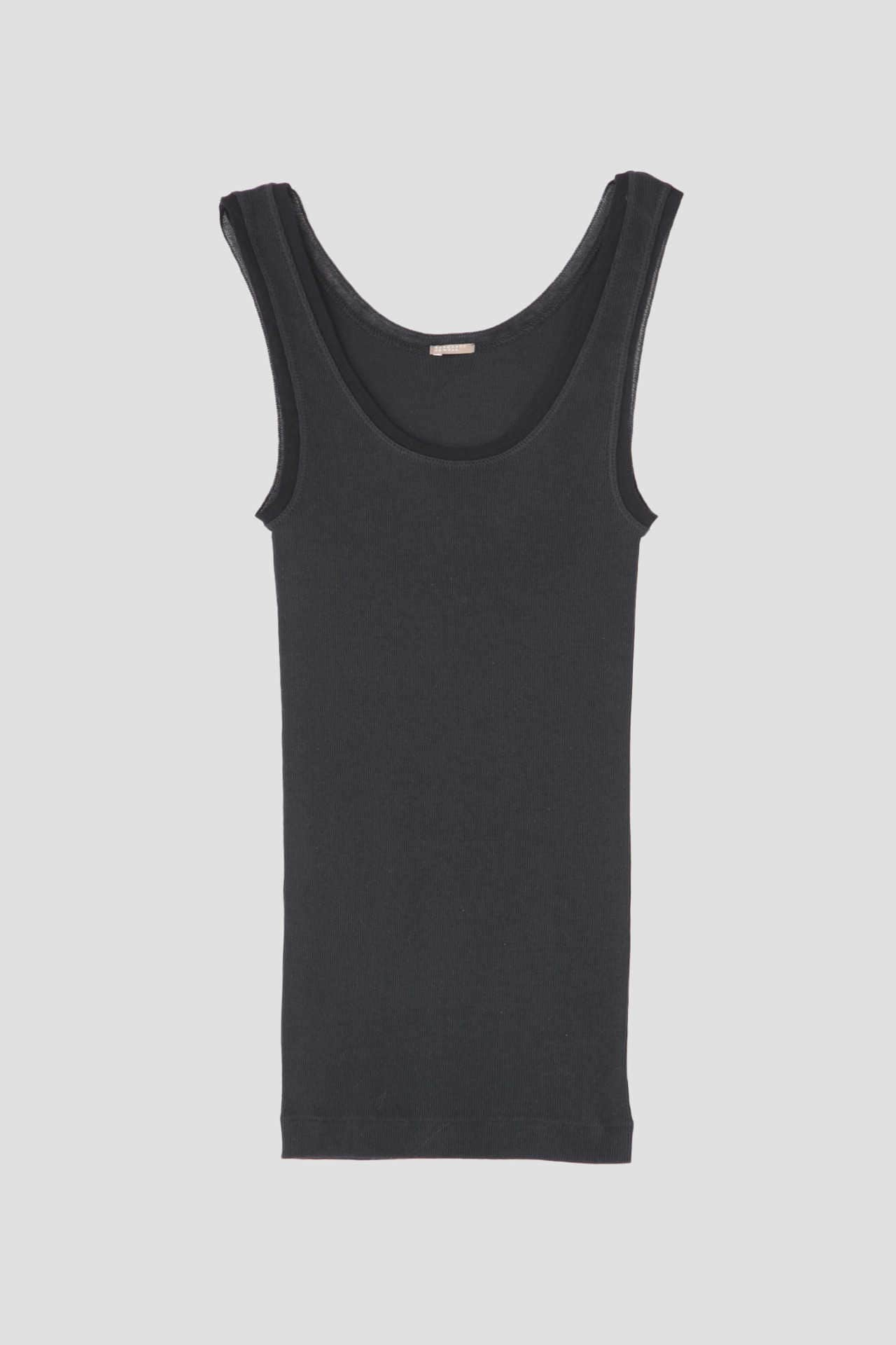 SUPIMA COTTON RIB TANK10