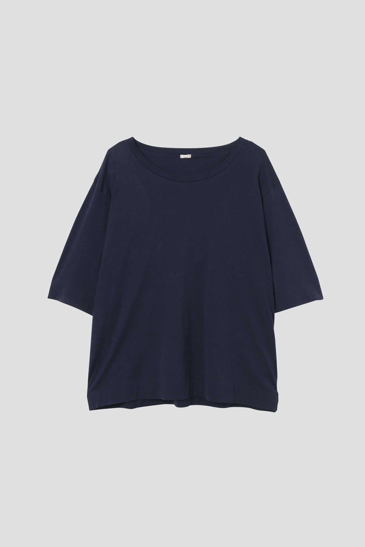 RELAXED COTTON JERSEY1