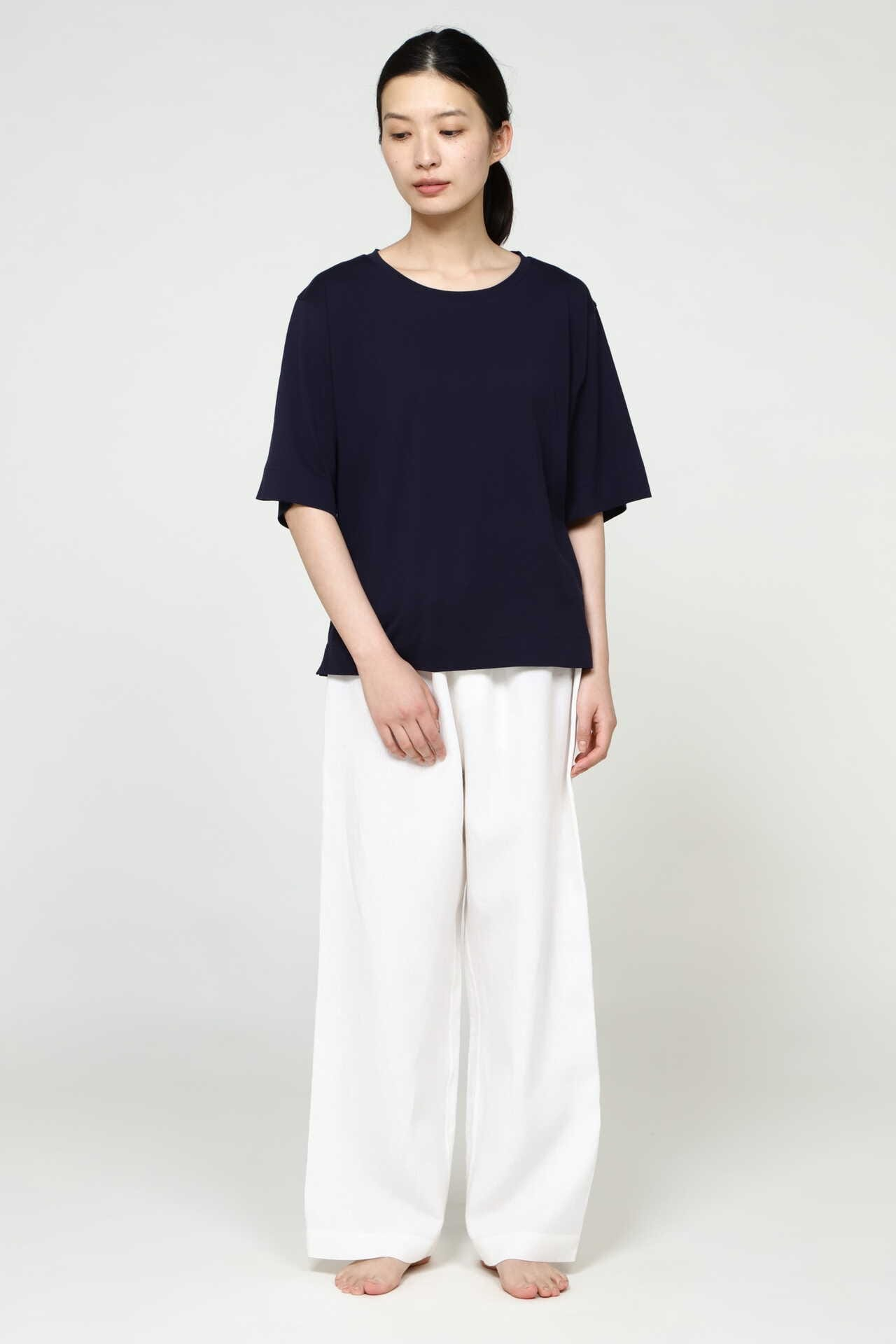 RELAXED COTTON JERSEY8
