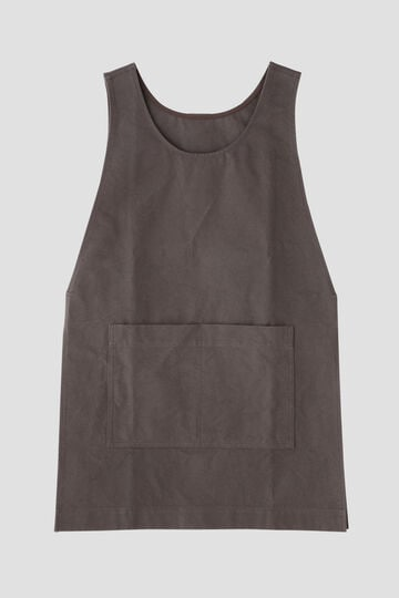 COTTON CANVAS APRON_020