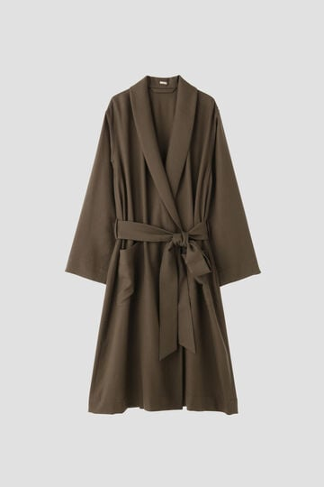 SOFT WOOL DRESSING GOWN_181