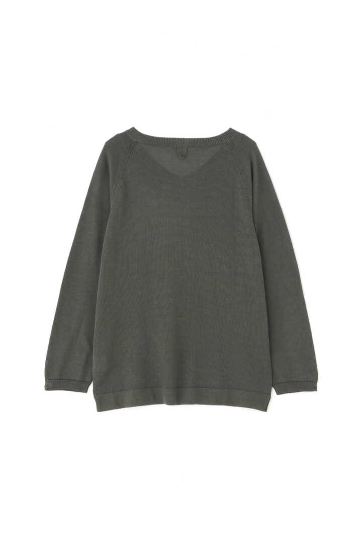 RELAXED COTTON JUMPER2