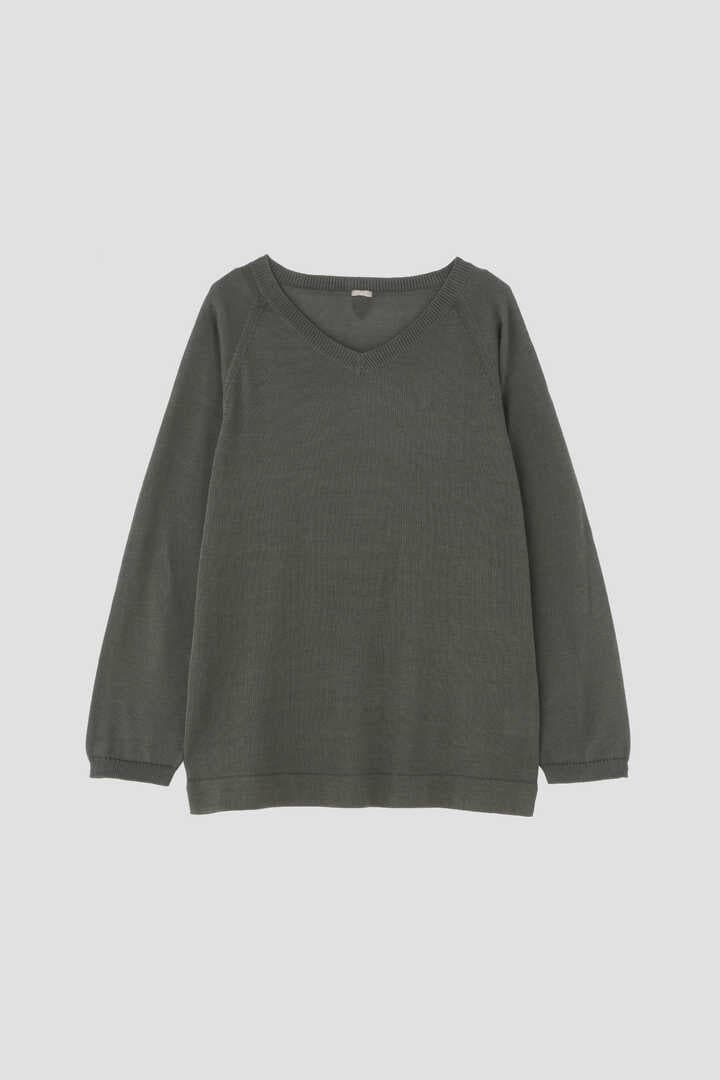RELAXED COTTON JUMPER1