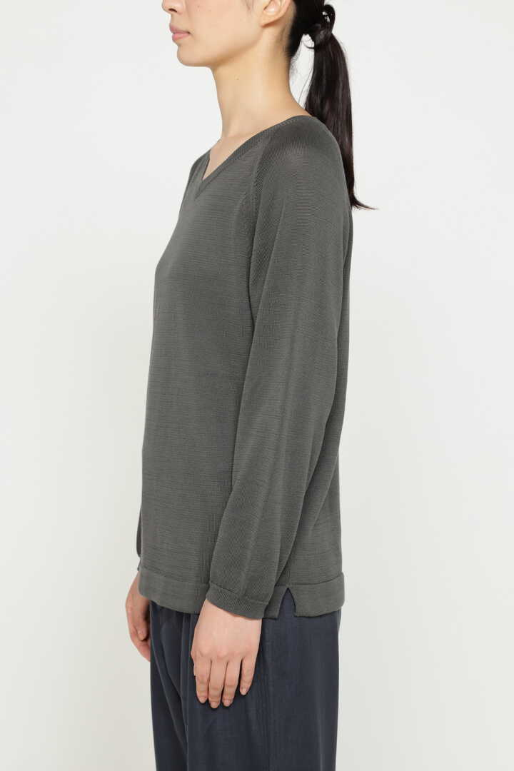 RELAXED COTTON JUMPER5