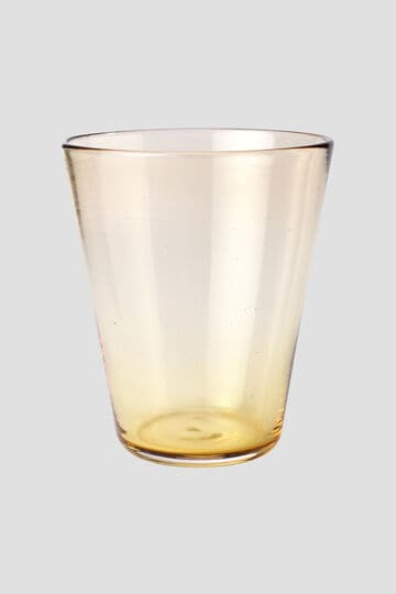 BLOWN GLASS WATER TUMBLER_050