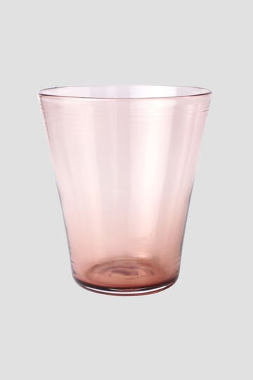 BLOWN GLASS WATER TUMBLER_090