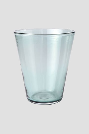 BLOWN GLASS WATER TUMBLER_140
