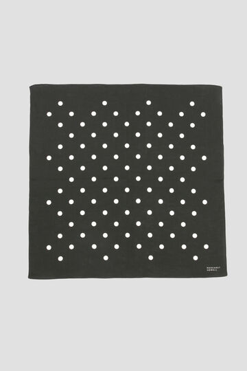 TWO COLOUR SPOT HANKY_143