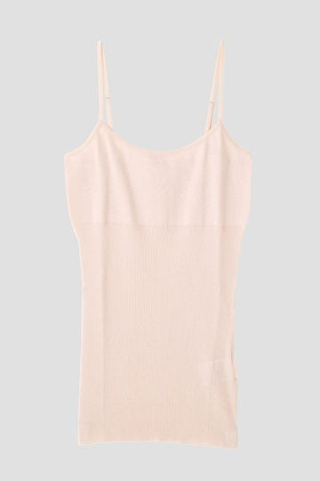 COTTON SEAMLESS CAMISOLE