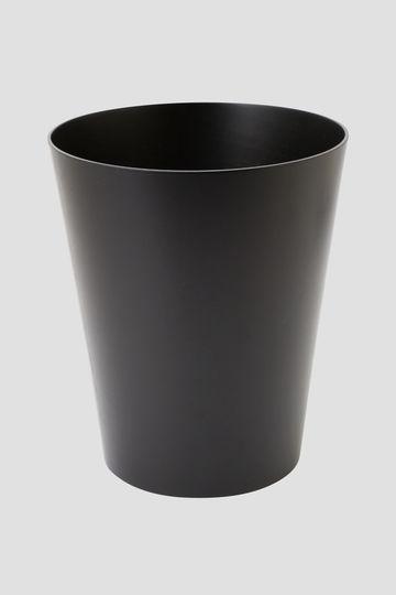 SAITO WOOD BLACK WOODEN BUCKET SMALL