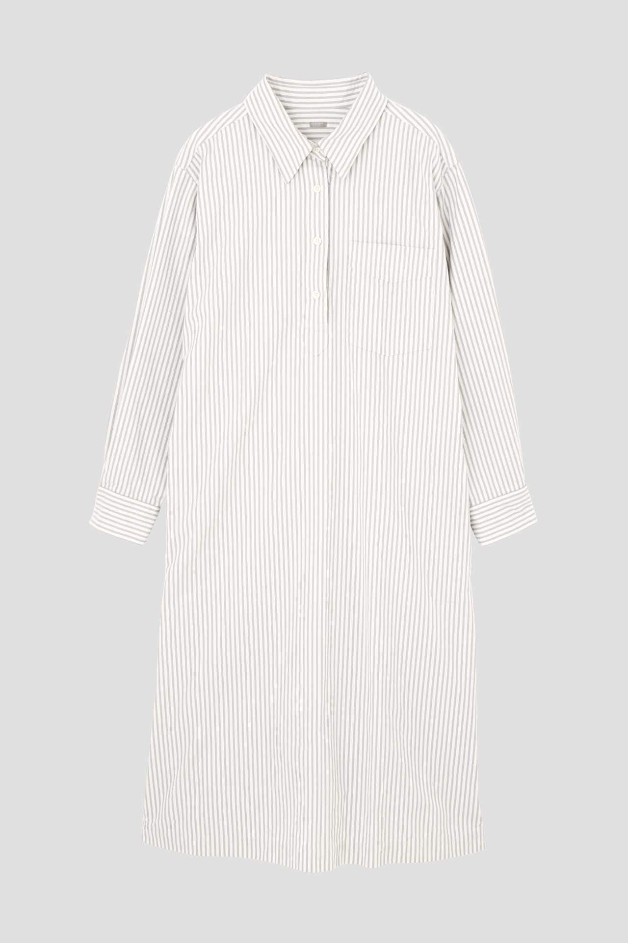 COTTON WOOL OXFORD LOUNGE WEAR