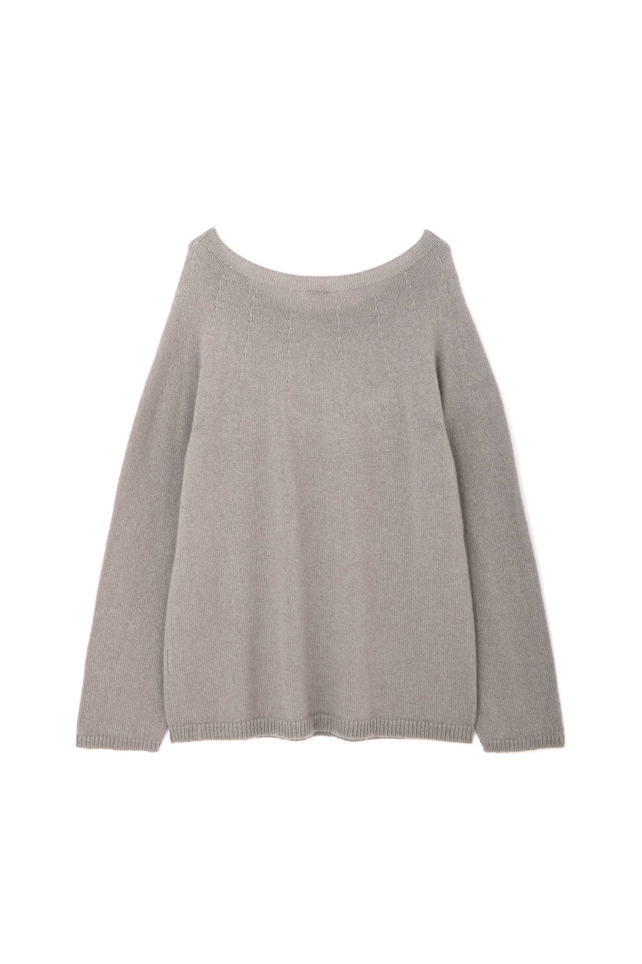COTTON CASHMERE BED JUMPER