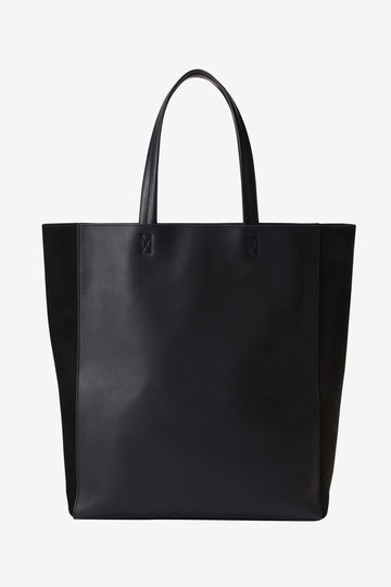 【&Premium別注】LEATHER TOTE BAG