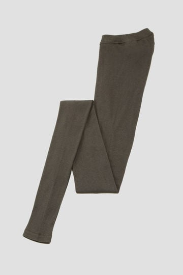 COTTON CASHMERE LEGGINGS
