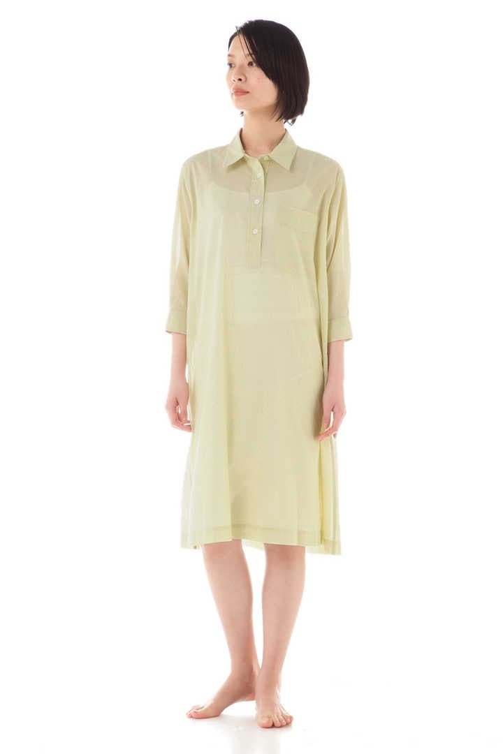 MICRO STRIPE COTTON