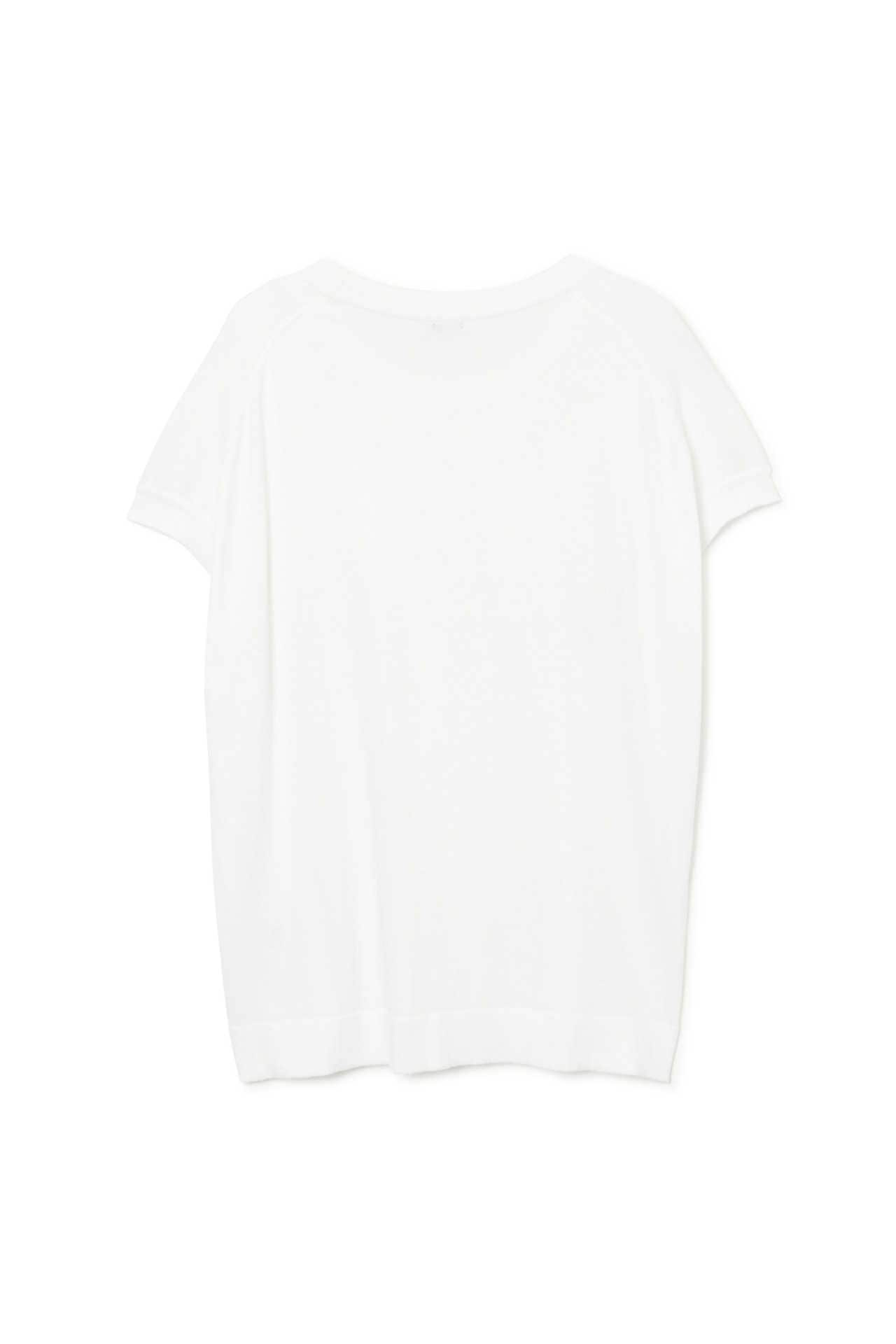 SEA ISLAND COTTON SLIPOVER