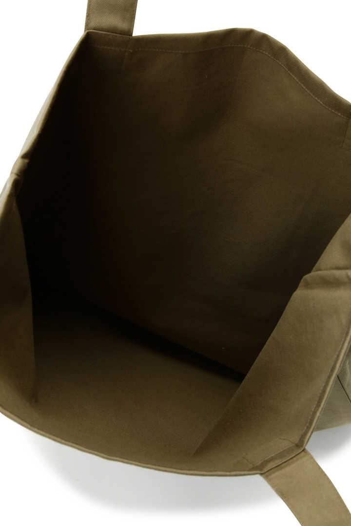 COTTON TWILL LOGO BAG(オンラインストア限定)