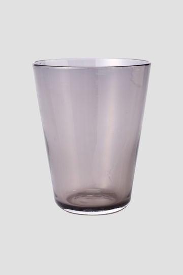 BLOWN GLASS WATER TUMBLER
