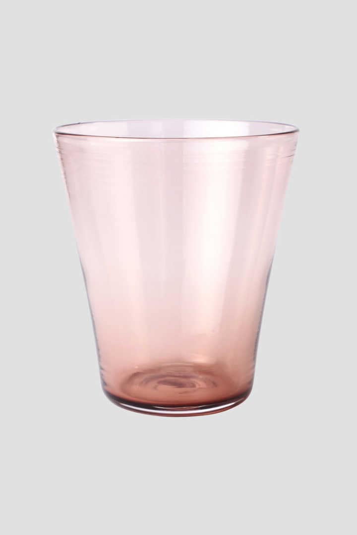 BLOWN GLASS WATER TUMBLER2