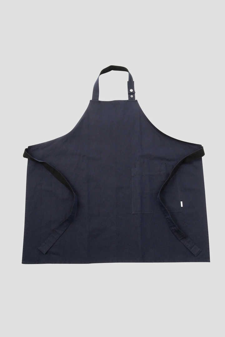 COTTON LINEN APRON