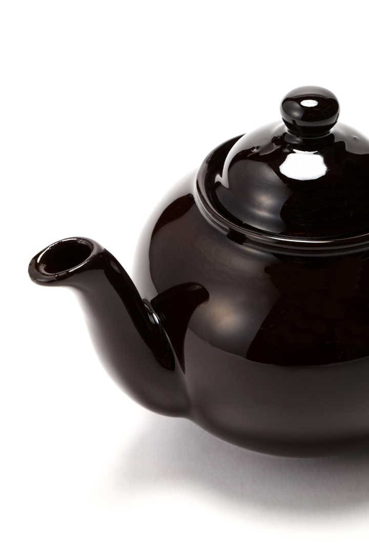 BROWN BETTY TEA POT 4CUPS2