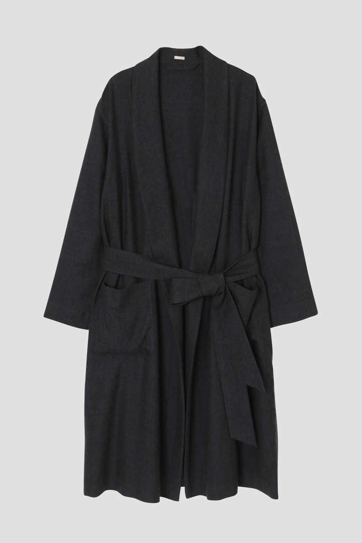SOFT WOOL DRESSING GOWN1