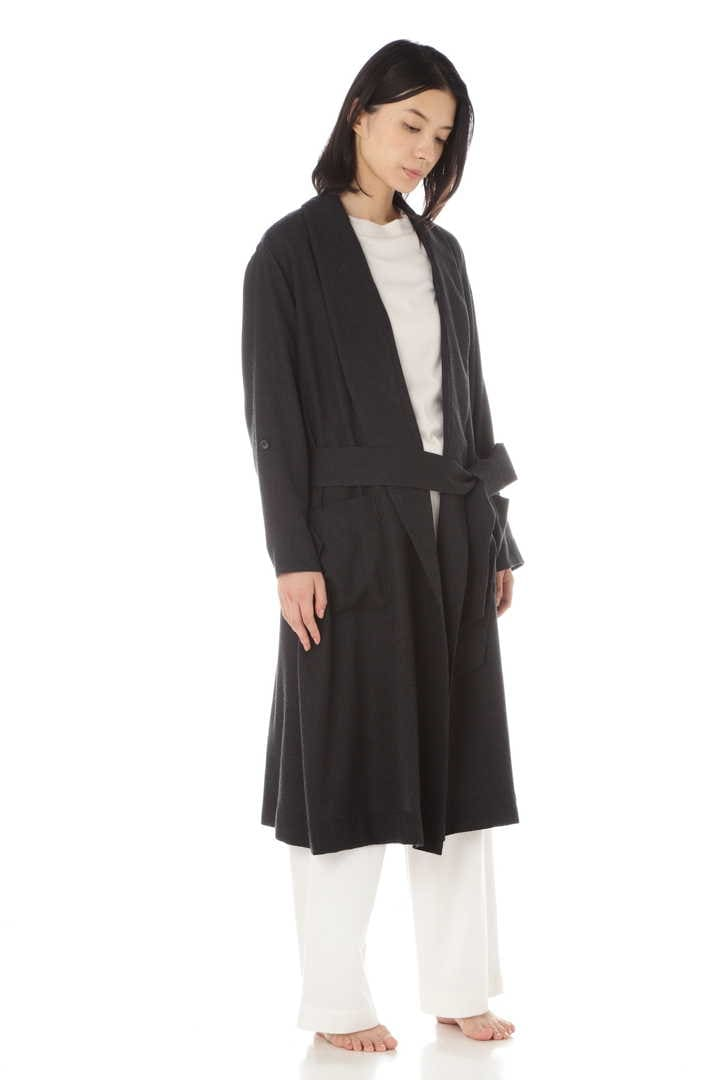 SOFT WOOL DRESSING GOWN4