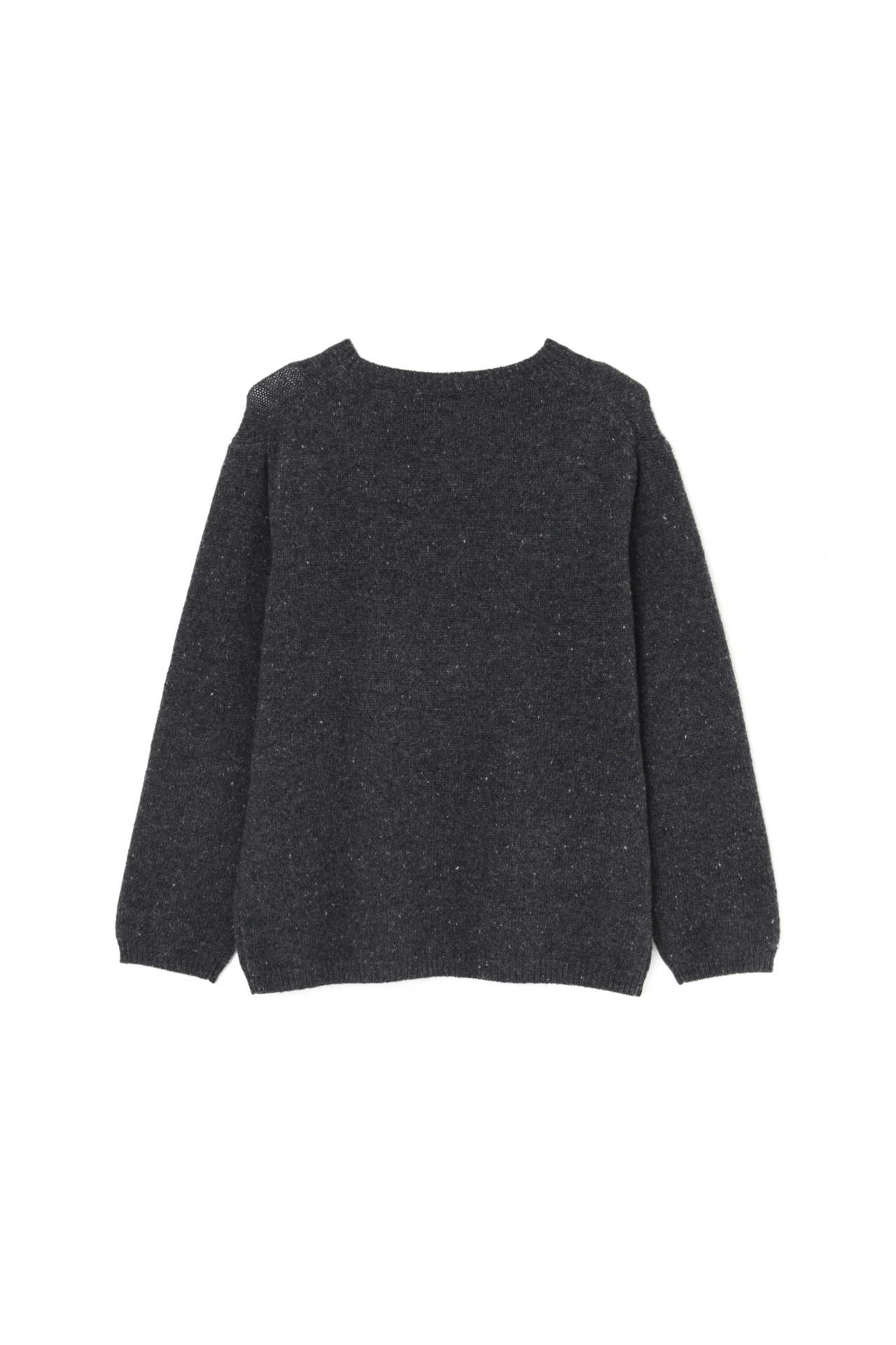 DONEGAL WOOL CASHMERE JUMPER2