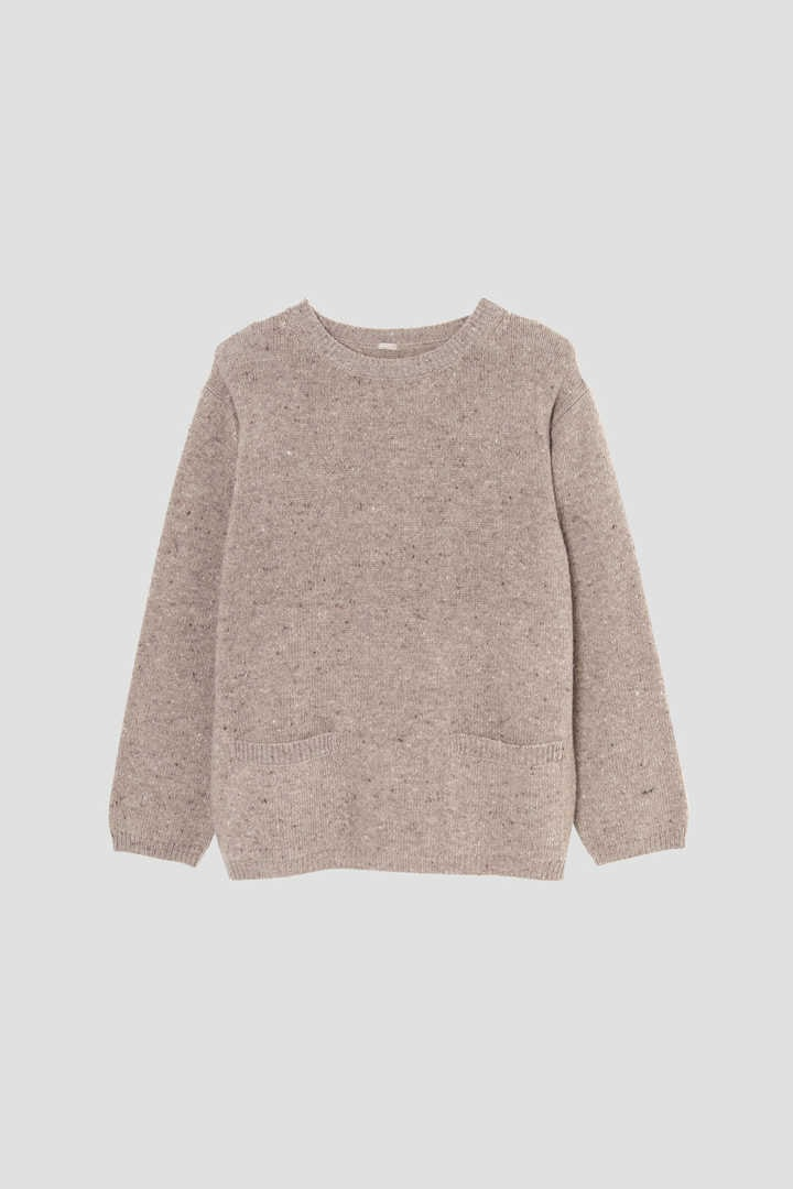 DONEGAL WOOL CASHMERE JUMPER1