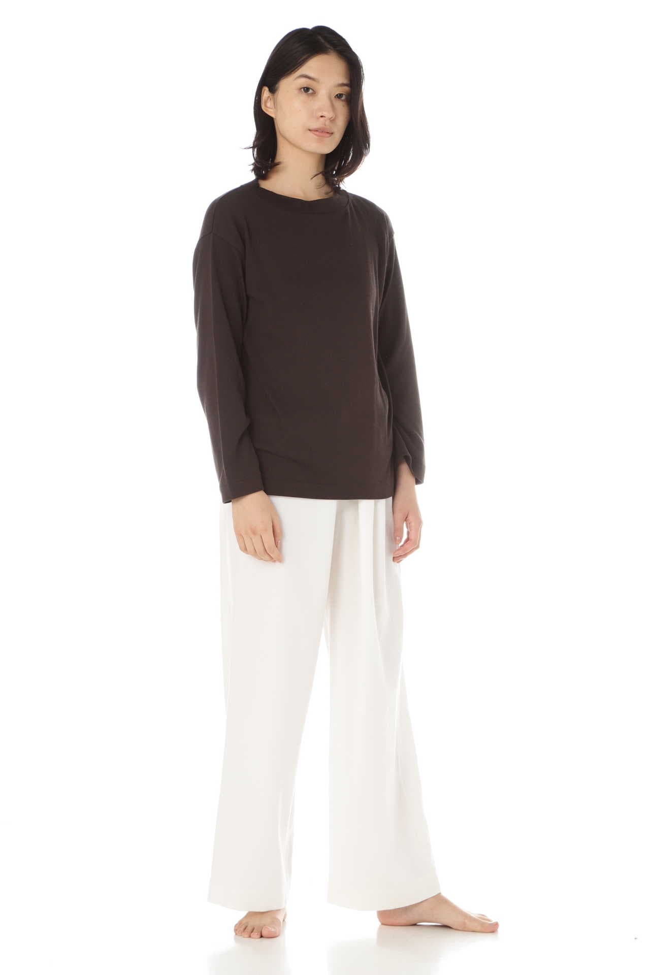 WARM COTTON CASHMERE JERSEY9