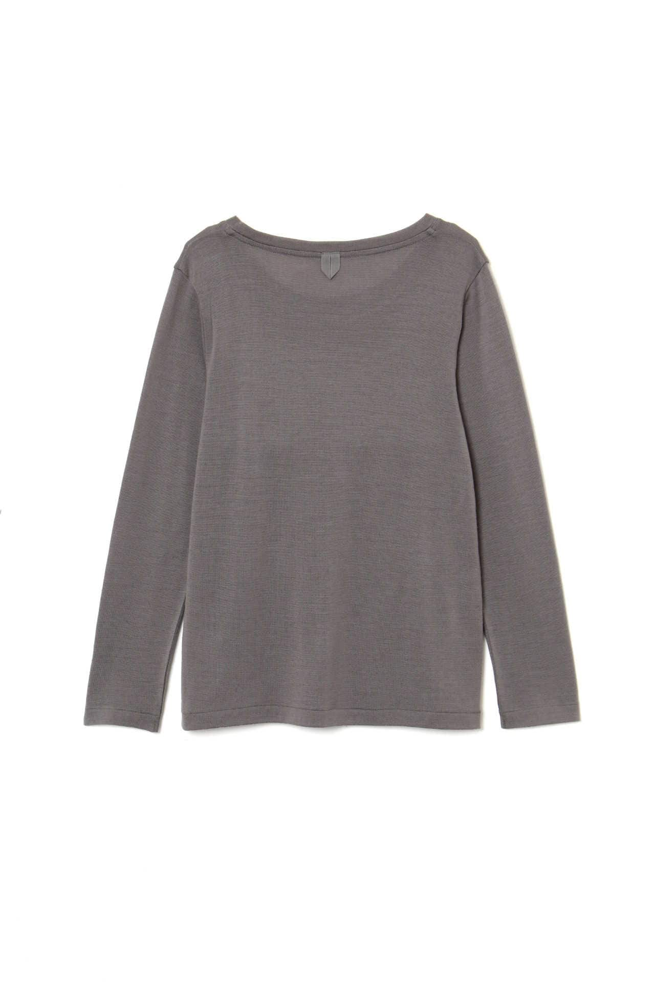 LIGHT WOOL CREW NECK5