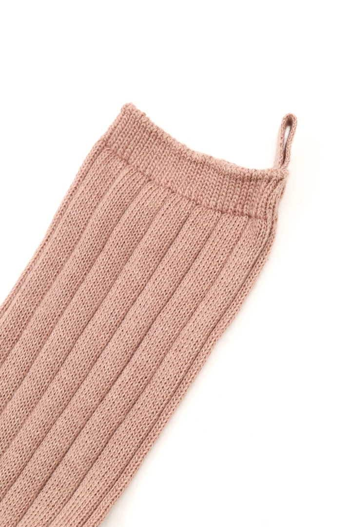 COTTON CASHMERE SILK SOCK